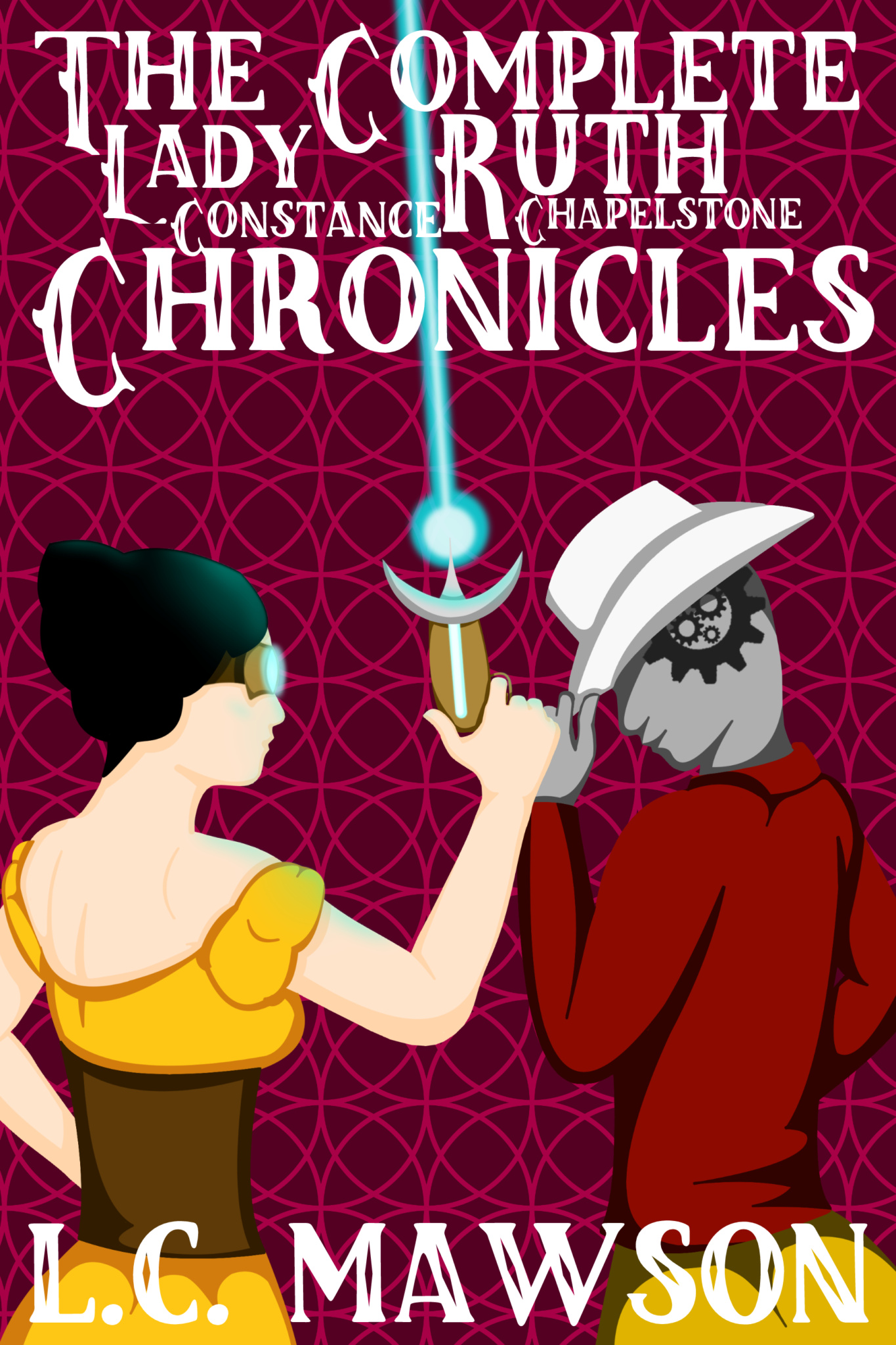 The Lady Ruth Constance Chapelstone Chronicles