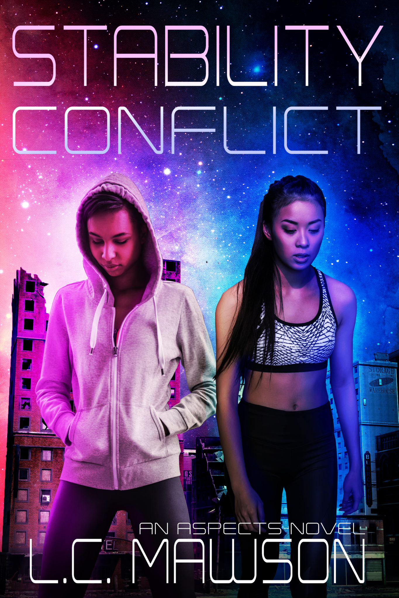 Stability/Conflict (Aspects: Book Four)