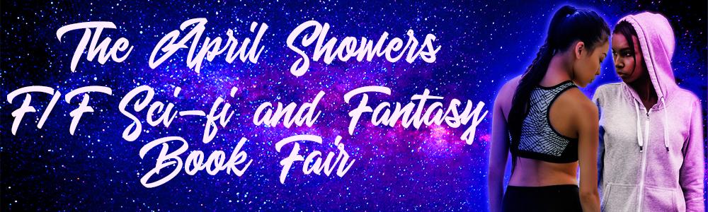 The April Showers F/F Sci-fi and Fantasy Book Fair – L C  Mawson